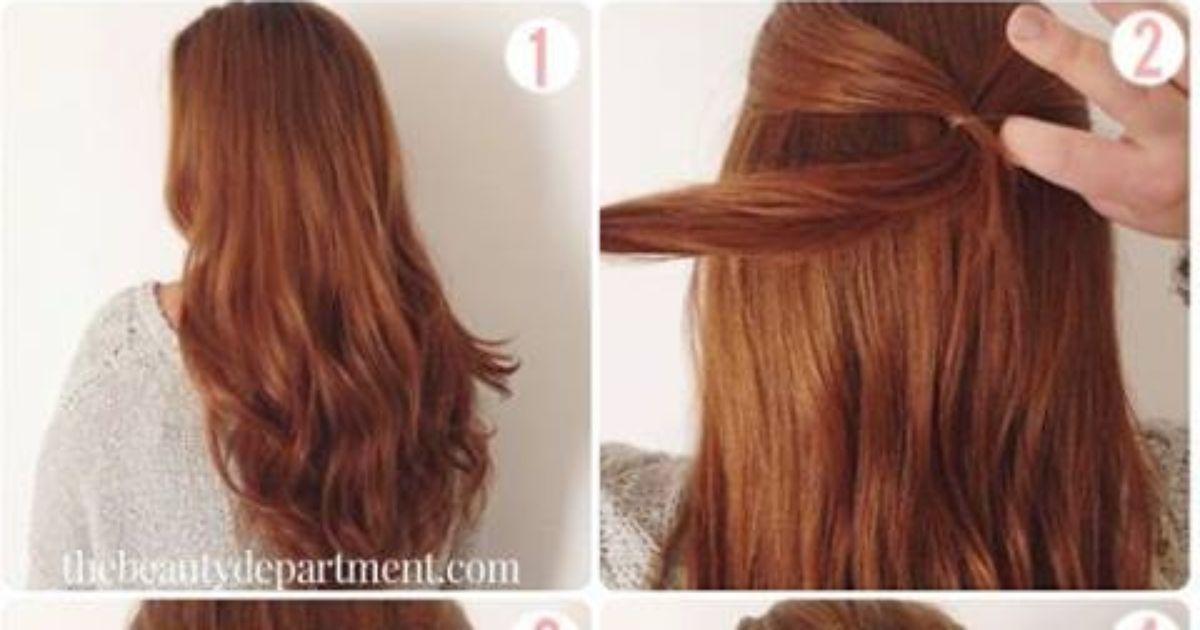 Atemberaubende Frisur Fur Besondere Anlasse