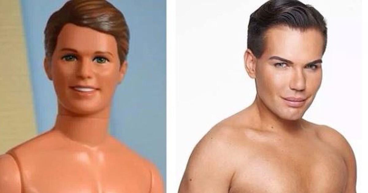 Menschlicher Ken